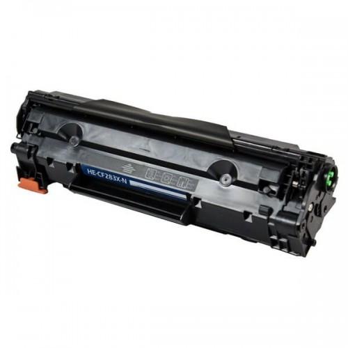 83X (CF283X) Compatible HP Black Toner Cartridge